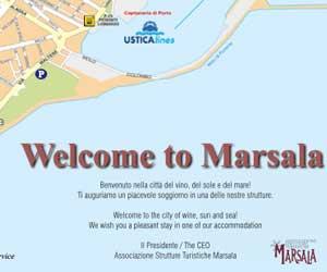 Cartina Città di Marsala AST