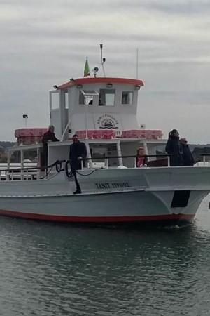 Arini e Pugliese - Imbarcadero Nave per Mozia Marsala